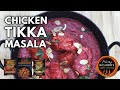 Chicken Tikka Masala (Indian Restaurant Style)