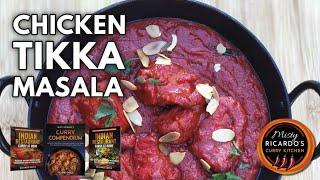 Chicken Tikka Masala (Indian Restaurant Style)