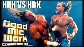Shawn Michaels vs Triple H | WWE Rivalry Review