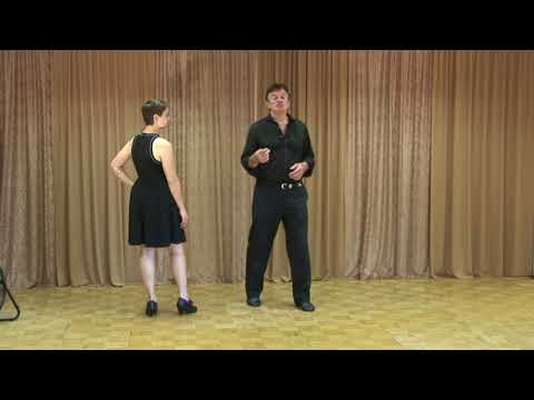 Swing Dance: How to create a solid  base for a solid connection