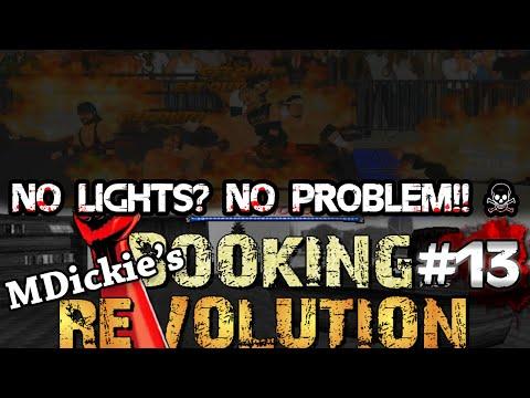 MDickie's Booking Revolution EP13: No Lights? No Problem!