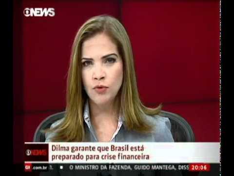 Dilma vê na crise a oportunidade para queda dos juros no Brasil 30/09/2011