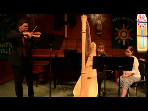 Modern Classical Music: Harp and Violin