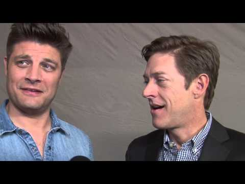 Mad Men: Jay R. Ferguson & Kevin Rahm Exclusive Interview