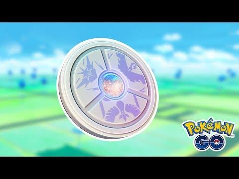 NUEVO MEDALLÓN PARA CAMBIAR DE EQUIPO EN POKÉMON GO! (SOLO UNA VEZ AL AÑO) [Pokémon GO-davidpetit] thumbnail