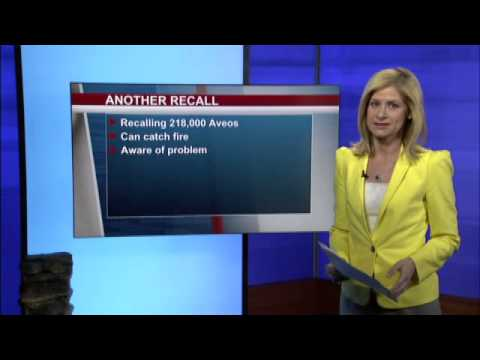 GM issues another recall