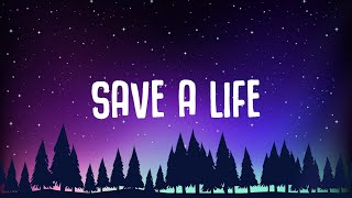 Alex Schulz - Save a Life (Lyrics)