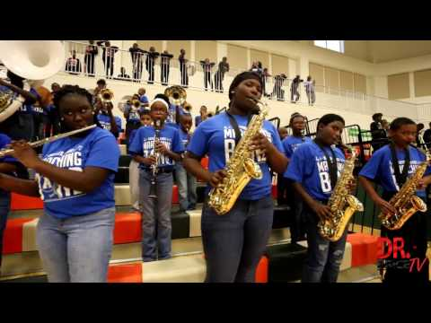 Arthur Ashe vs ReNew @ Middle School Band Showcase (2017)