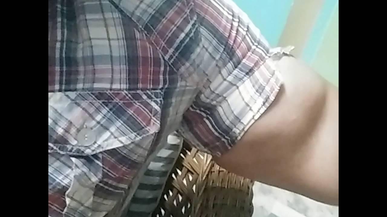 Bicep Flex Tear Off Shirt - Youtube