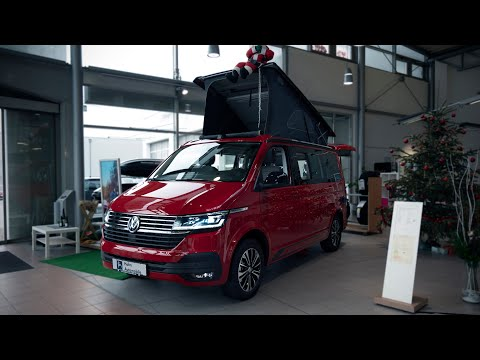 2020 VW California T6.1 2.0 TDI