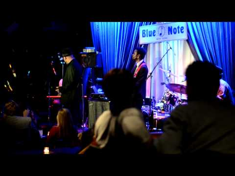 Blue Note Jazz Bar. Manhattan
