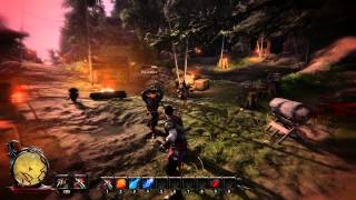 Risen 3: Titan Lords - 12 Minutes of Gameplay! Trailer - Eurogamer
