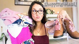 TODDLER + MOMMY SHOPPING HAUL!! + [GREAT DEALS!]