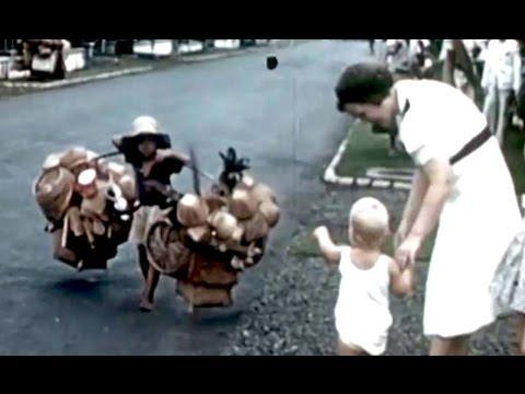 WAJAH ANAK INDONESIA DIJAMAN BELANDA - 1938-1939 #1
