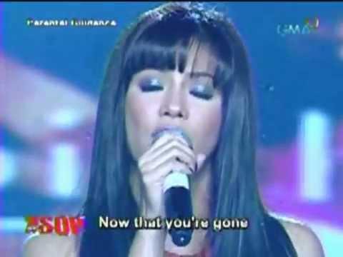 Now That You're Gone/Sometime Somewhere - Regine Velasquez