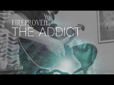 Fireproven - The Addict - Official guitar tutorial video
