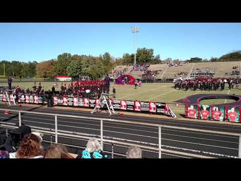 Nation Ford High School Marching Band