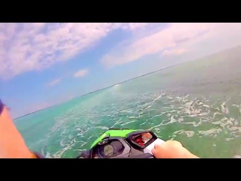 Jet Ski Bahamas - Island dash