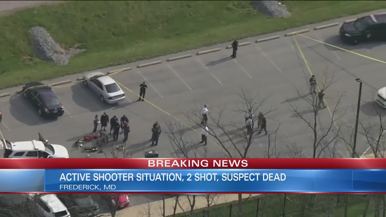 Frederick, Maryland shooting: Navy corpsman drove to Fort Detrick ...