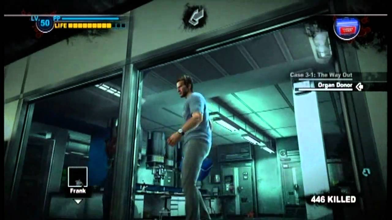 Dead Rising 2 Case West Survivor Locations Not In Gameplay