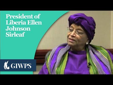 GIWPS Profiles in Peace: President Ellen Johnson Sirleaf