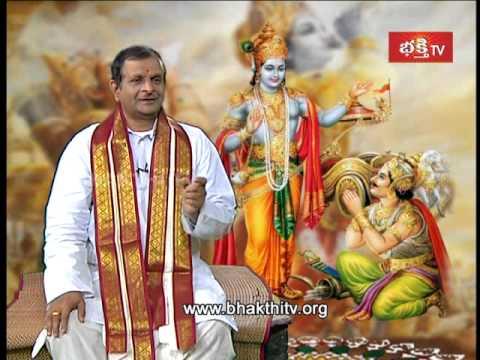 Geeta Jayathi Special | Mylavarapu Srinivasa Rao | Dharma sandhehalu | (Episode 334 | P1)