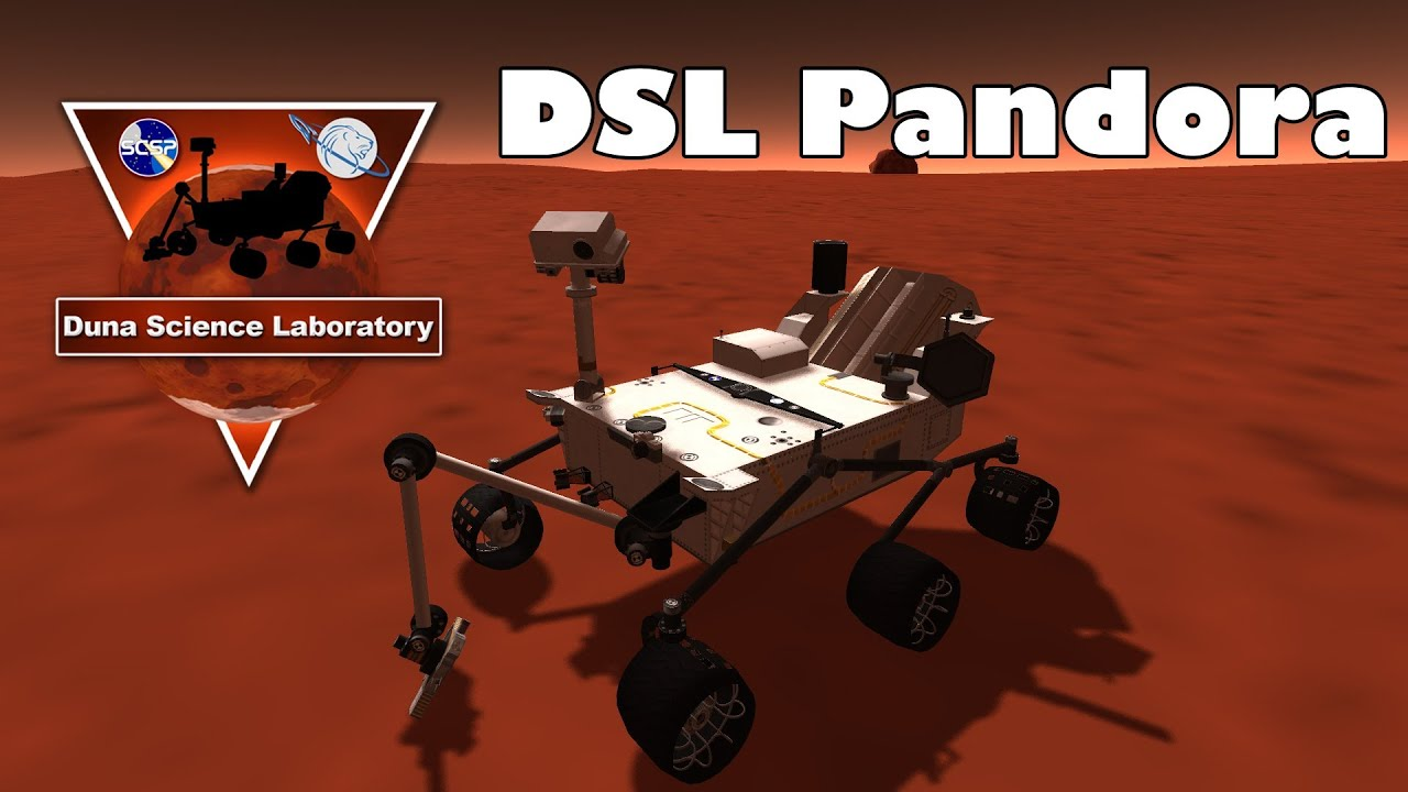 ksp mars exploration rover - photo #7