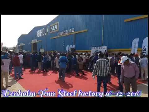 Denholm Yam Steel factory LLC
