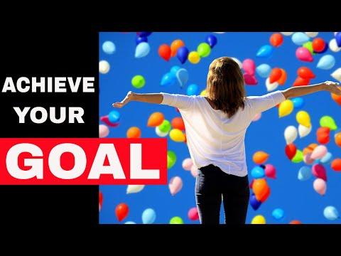 Achieve your GOAL: 'YES' Positive Energy Meditation