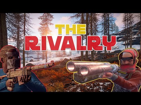 Rust | THE RIVALRY  (RAID DEFENSE) thumbnail