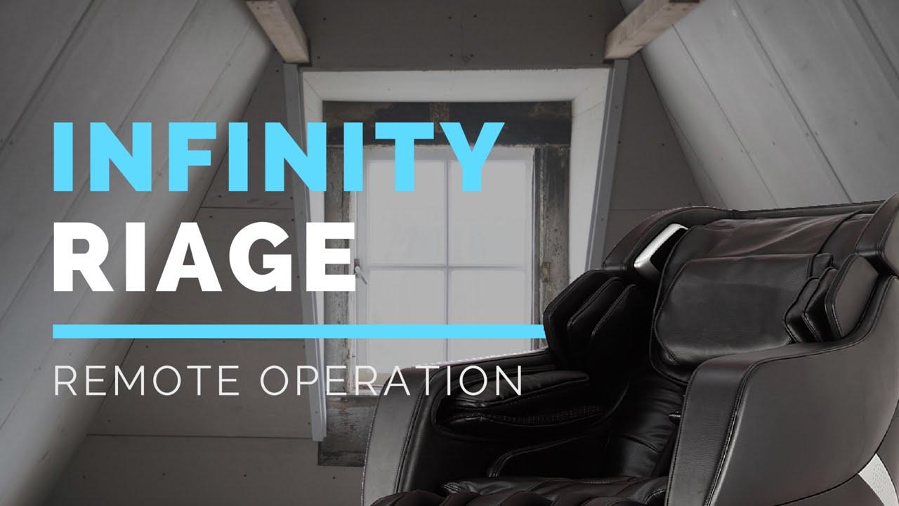 infinity video it extend massage watch chair youtube program