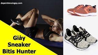 Top 10 Mẫu Giày Sneaker Nữ Đẹp | Giày Thể Thao Nữ Bitis Hunter Phần 7
