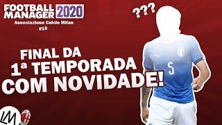 SÉRIE A COPA ITÁLIA BRESCIA TONALI 15 AC Milan Football Manager 2020 FM 2020 Pt Br