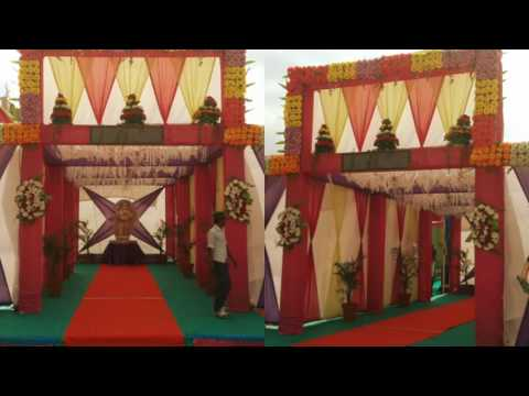 Natraj Mandap & decoration At= Bhiloda. Dist= Arvalli. Mo= 9427038304