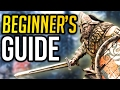 FOR HONOR: Beginner's Guide! (5 Tips to Get Started in For Honor)