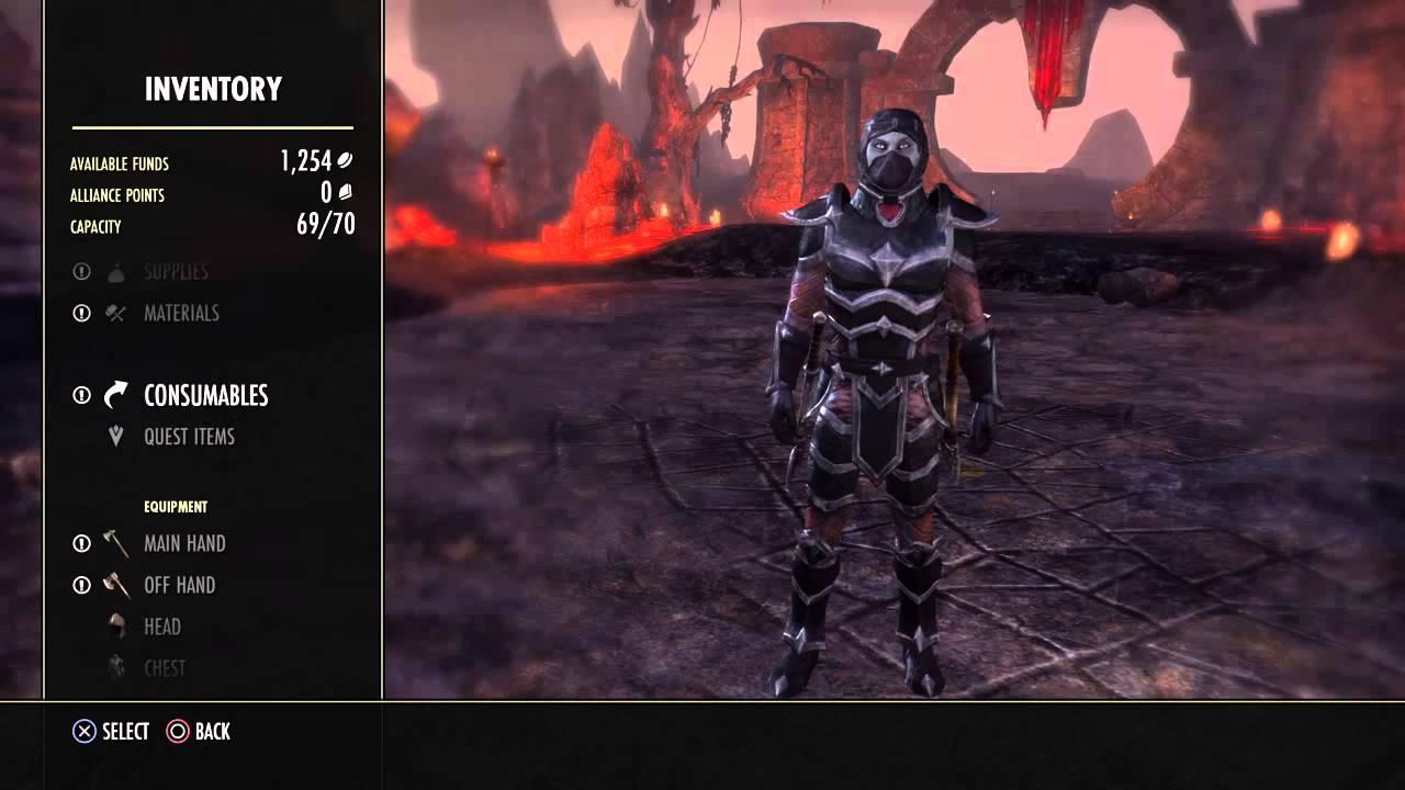 [PS4]ESO BETA:Dark Elf |Nightblade |Ebonheart Pact - 2 / 11