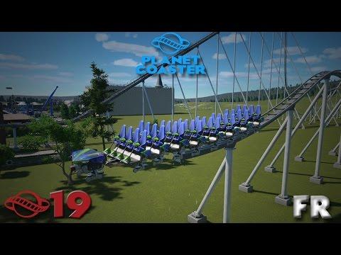Planet Coaster / Let's Play - Episode 19   Silver Crash - FR