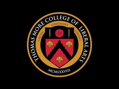 Thomas More College 2016 Convocation Address