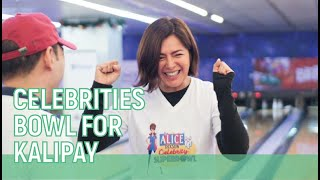 Celebrities Bowl for Kalipay // Alice Dixson