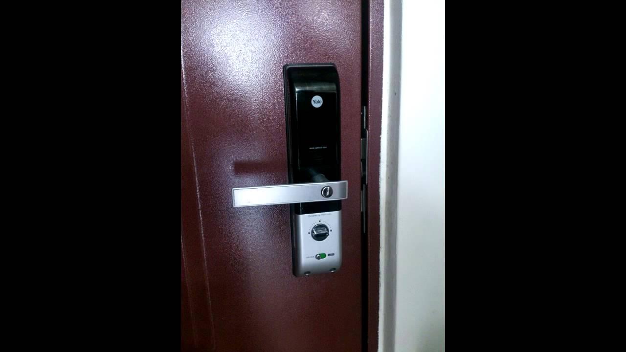 指紋 門 鎖 破解