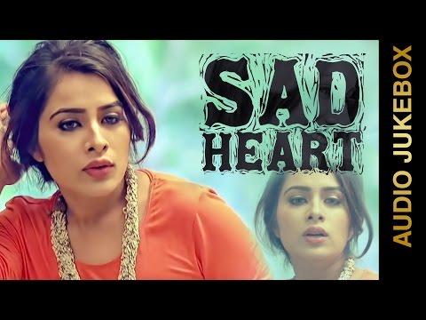 New Punjabi Songs 2015  SAD HEART  AUDIO JUKEBOX  Punjabi Sad Songs 2015