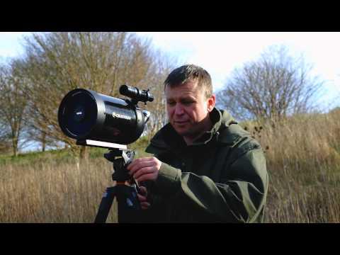 Celestron C5 spotting scope review