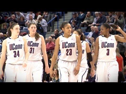 UConn Women Break NCAA Record