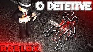 The DETECTIVE-ROBLOX MACHINIMA EPISODE 2 FT. Gamerplus 🔎