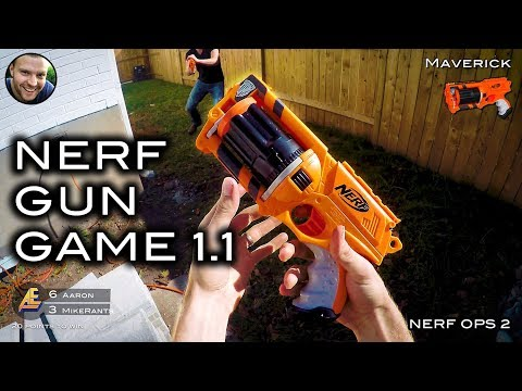 Nerf meets Call of Duty: GUN GAME 1.1 Remastered! (First Person Shooter!) letöltés