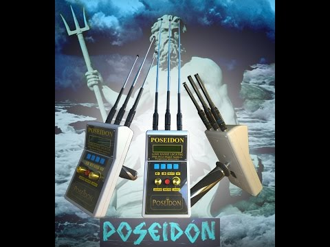 POSEIDON LONG RANGE LOCATOR TEST!!!