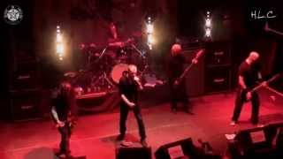 Paradise Lost - So Much Is Lost (live 2014 @ Athens, Hellas) HD