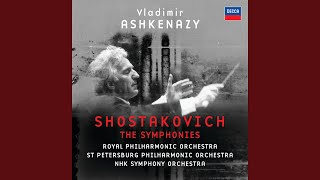 Shostakovich Symphony No 11 In G Minor Op 103 The Year Of 1905 4 Alarm Allegro Non