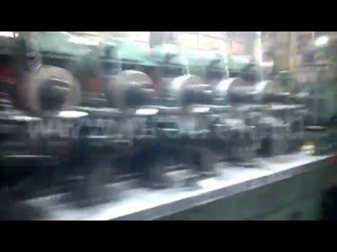 Линия цинкования профильных труб, производство оцинкованных труб
