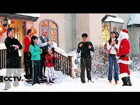 Китайские школьники за границей Серия 16